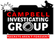 Campbell Investigating Group Logo
